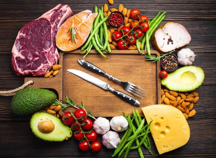 żywienie w diecie keto